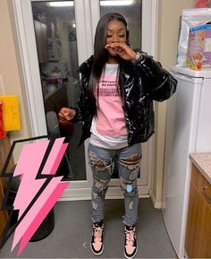 outfit ideas for women ; outfit ideas for winter ; outfit ideas for school ; outfit ideas for women over 40 ; Swag Outfits For Girls, Boujee Outfits, Teenage Outfits, Cute Swag Outfits, Tomboy Outfits, Teen Fashion Outfits, Dope Outfits, Pretty Outfits, School Outfits