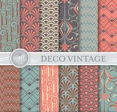 21+ Art Deco Patterns – Free PSD, PNG, Vector, EPS Format Download! | Free & Premium Templates