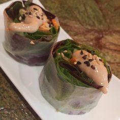 Roll California otra forma de entender un Maki California. #gastronomia #food