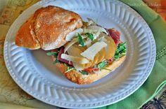 Pear and #Prosciutto #Sandwich 15 Amazing Prosciutto Sandwich Recipes   All Yummy #Recipes