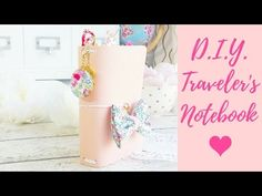 (44) DIY Traveler's Notebook Tutorial | How To Make a No Sew Faux Leather TN | A6 Hobonichi Cover - YouTube  Faux leather from hobby lobby