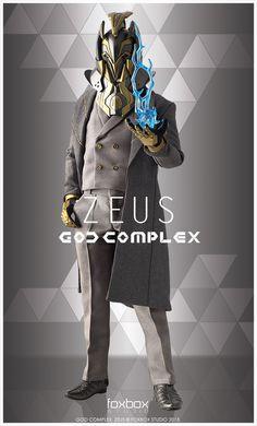 Foxbox Studio – God Complex: Zeus 1/6 Scale Collectible Figure | 玩具人Toy People News
