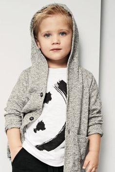 Купить Белая футболка со смайликом (3 мес.-6 лет) - Покупайте прямо сейчас на сайте Next: Россия