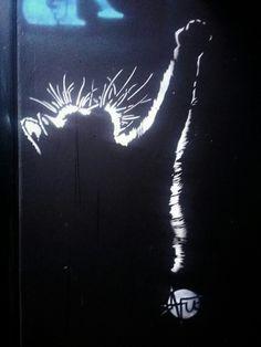 Nice art - street art - Paris 13, bd Massena (sept 2014)