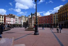 Plaza Mayor de Burgos. Been there, done that ;)
