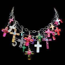Coreen Cordova  Cross necklace