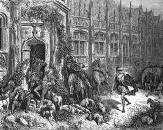 Gustave Doré «Волшебные сказки Перро»