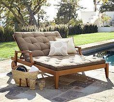 Outdoor Patio Furniture & Garden Furniture Sets | Pottery Barn