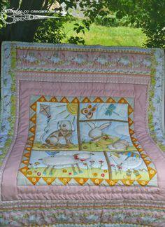 Детские одеяла. Летняя фотосессия.
