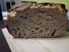 Kváskový pšenično-ražný chlieb s Tang Zhong (fotorecept) - Recept Banana Bread, Desserts, Food, Basket, Tailgate Desserts, Deserts, Essen, Postres, Meals
