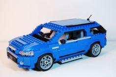 Lego Ford Territory