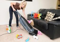 Schedules for Cleaning House