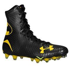 Under Armour Highlight MC - Men s - Black   Yellow Batman! 03101e947638e