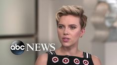Scarlett Johansson opens up about 'Ghost in the Shell' Ghost In The Shell, Alternative News, Abc News, Open Up, Show, Left Handed, News Stories, Scarlett Johansson, Politics