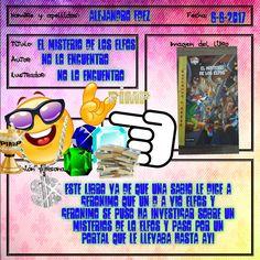 Una lectura recomendada por Alejandro, donde el misterio puede que también sea encontrar al autor e ilustrador ;-) Illustrator, Author, Reading, Book