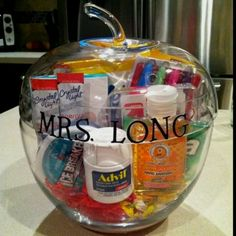 Great teacher survival gift