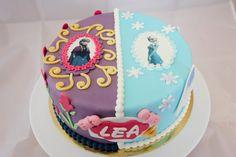 Cake Frozen  by Christel Kiki
