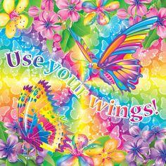 Butterfly's Lisa Frank
