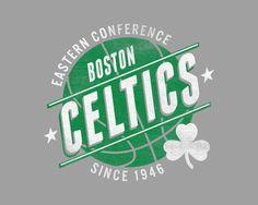 Retro Boston Celtics