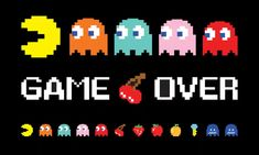 Retro Video Games, Video Game Art, Retro Games, Festa Do Pac Man, Donia, Gaming Wallpapers, Street Fighter, Free Vector Art, Game Design