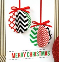 Handmade 3d christmas card