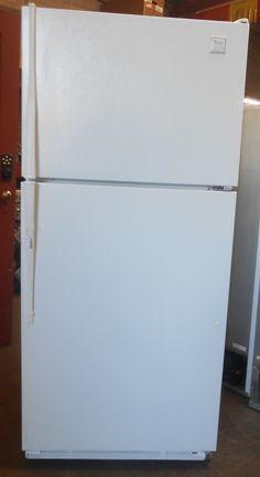 whirlpool refrigerator top freezer. appliance city - whirlpool refrigerator top freezer white 18 cubic foot , $329.00 (http: whirlpool refrigerator top freezer
