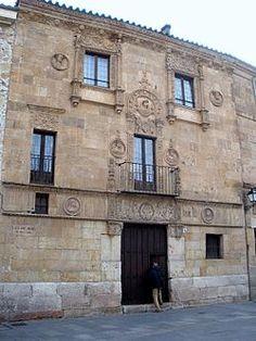 La casa de las muertes Salamanca