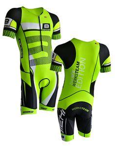 Tri Suit Triathlonanzug Matrix kurzarm