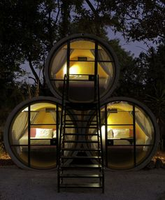 See Panoramic Views on A Tublular Vacation in Mexico Treehugger