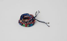 Pull&Bear - woman - jewellery - pack of 8 fabric, bead and metal bracelets - gold - 05994314-V2015
