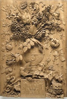 f-featherbrain   Aubert-Henri-Joseph Parent (French, 1753 - 1835)Carved Relief, 1789, LimewoodObject: H: 69.5 x W: 47.9 x D: 6cm (2 ft. 33/8 in. x 1 ft. 67/8 in. x 23/8 in.)The J. Paul Getty Museum, Los Angeles