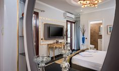 Pandis Palace Luxury seafront holiday Villa in Crete Crete Chania, Palace, Oversized Mirror, Villa, Luxury, Gallery, Bedrooms, Furniture, Holiday
