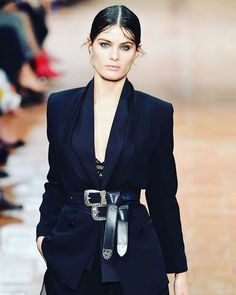 Fashion fan blog from industry supermodels: Isabeli Fontana - Milan - Spring/Summer 2017 - Alb...