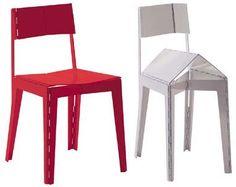 Stitch Chair by Workshopped '08
