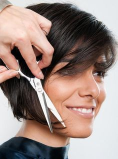 """Ask your hairstylist these question before getting a new hair cut:  1. """"What's included in the price?"""" Some hair salons charge extra to wash, dry, or style hair.  2. """"Will this cut work well with my face shape?""""   3. """"Will this cut work well with the texture of my hair?""""  4. """"Is this style difficult to maintain?""""   5. """"How short is it actually going to be?"""""""