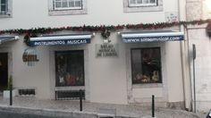 Boa tarde! Este Natal ofereça instrumentos musicais! Venha ao Salão Musical de Lisboa ou compre através do nosso site www.salaomusical.com