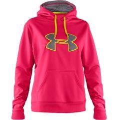 Under Armour Women's Storm Big Logo Hoodie - Dick's Sporting Goods