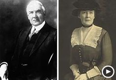 President's love letters reveal steamy affair Video: Unsealed documents show Warren G. Harding involved in an illicit relationship while he served as the president. Harding died in office Image: Warren Harding & Carrie Phillips (© AP; Warren Harding, Warren G, Office Images, Latest Video, Interesting Facts, Carrie, Famous People, Affair, Real Life