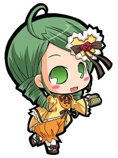 chibis | Rozen Maiden chibis!!