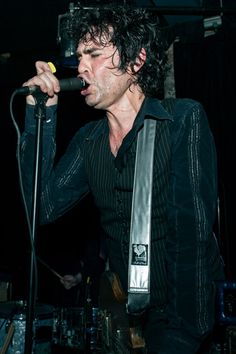 Jon Spencer Blues Explosion played a record release party at Bowery Electric