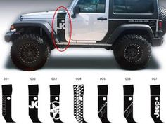 Jeep Wrangler Accessories Discover Product: Jeep Wrangler JK Hood Cowl and Stripe going down the fender Decal Sticker graphics Product: Jeep Wrangler JK Hood Cowl and Stripe going down the fender Decal Sticker graphics Jeep Wrangler Girl, Jeep Wrangler Parts, Jeep Wrangler Unlimited, Jeep Wrangler Upgrades, Jeep Wrangler Interior, Jeep Stickers, Jeep Decals, Jeep Wrangler Stickers, Vinyl Decals
