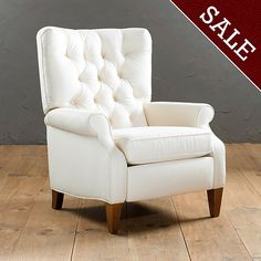 Ballard Designs Morrison Tufted Recliner