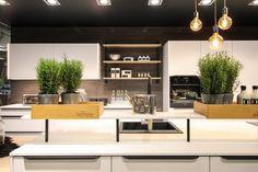 Kitchen inspiration from Milan Design Week 2019 #CaesarstoneSA