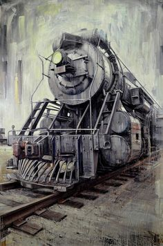 Valerio D'Ospina - US Locomotive, 2012