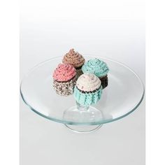 Free Pattern Lily Sugar 'N Cream Let Them Eat Cupcakes | Hobbycraft