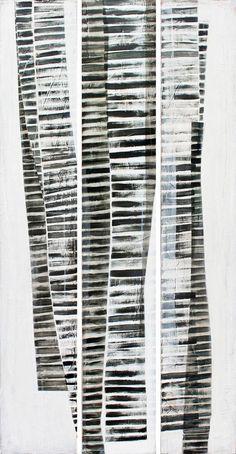 Karine Léger - Traits abstraits