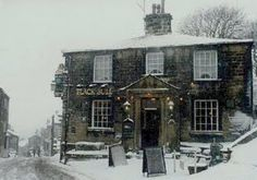 The Black Bull, Haworth, Yorkshire