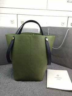 2016 Spring Mulberry Kite Tote Bag in Khaki   Midnight Flat Calf Leather   Kite -   Mulberry Outlet UK Team 9168ea1a7a102