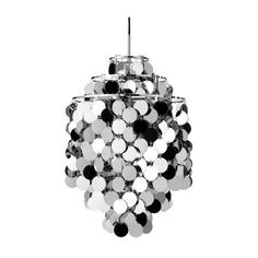 panton fun 1da pendant lamp (1,850 CAD) ❤ liked on Polyvore featuring home, lighting and ceiling lights