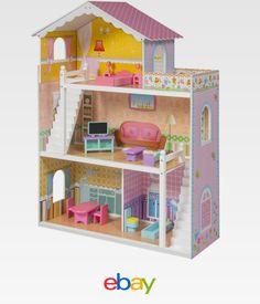 Casa de mu/ñecas Bayer Chic 2000 293 01